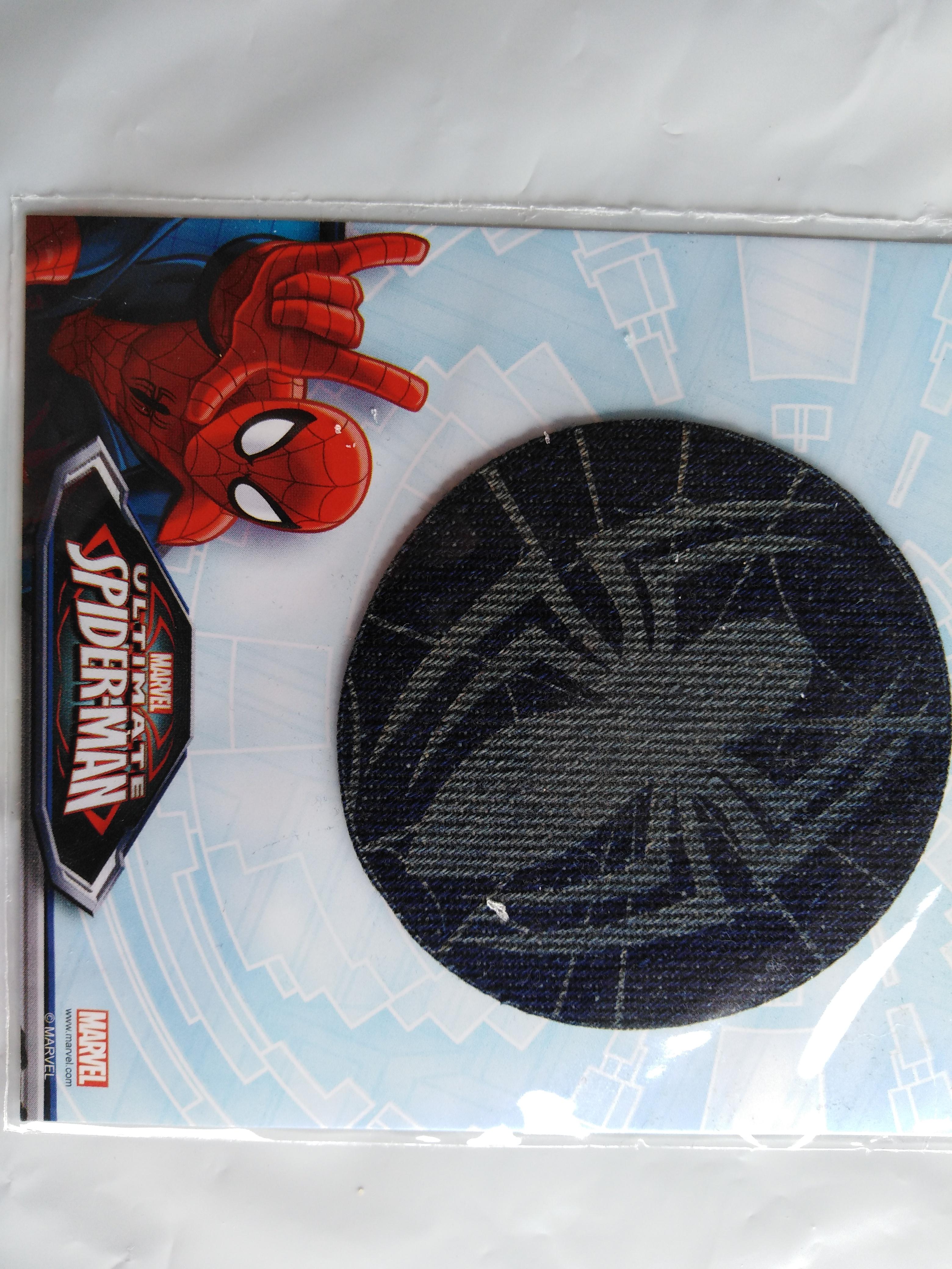 Aplikace nažehlovací Spiderman 1