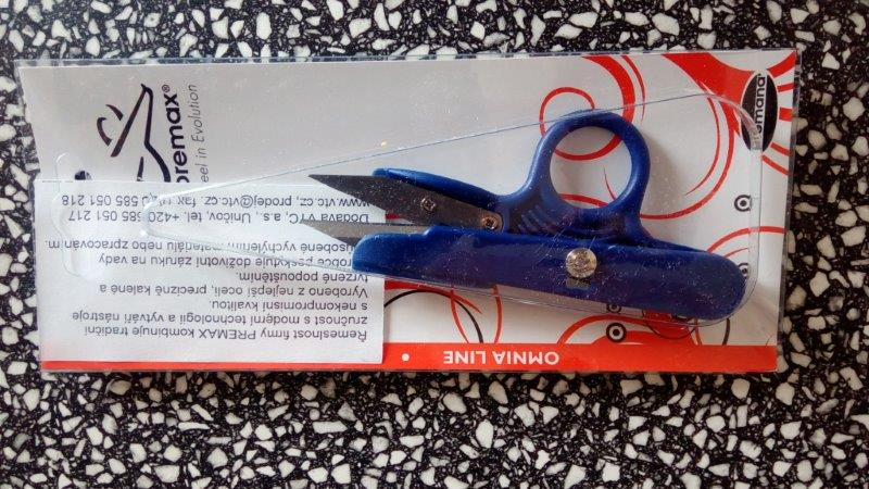 Nůžky odstřihovací 12 cm dlaňovky