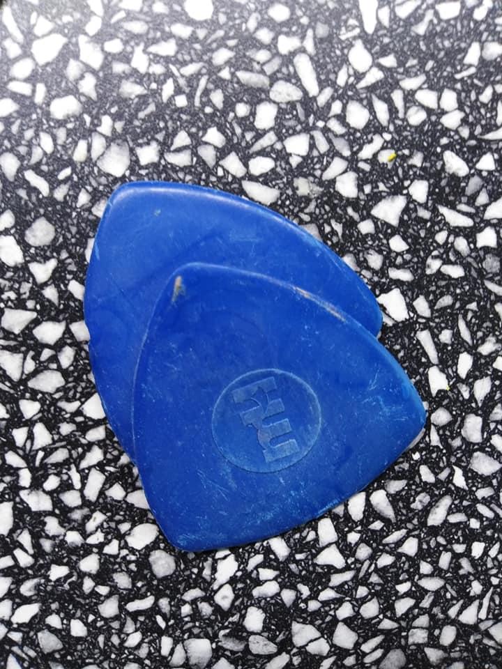 Křída krejčovská mýdlo modrá