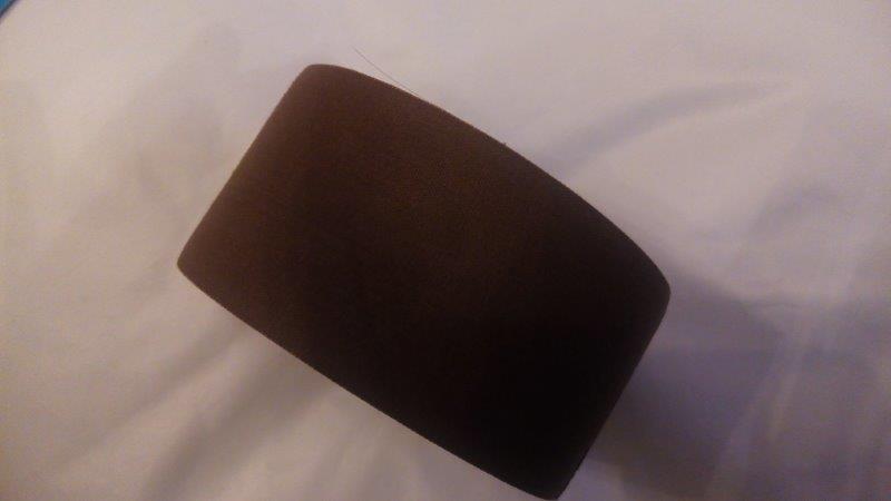 Lemovka kobercová 48 mm/10 m čokoládová