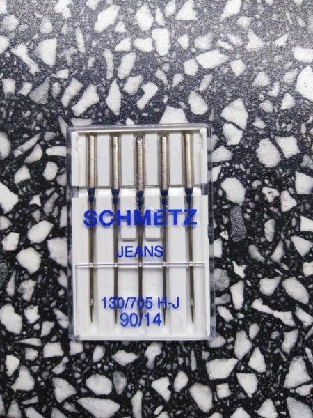 Jehly strojové 705 H Denim 90 Jeans