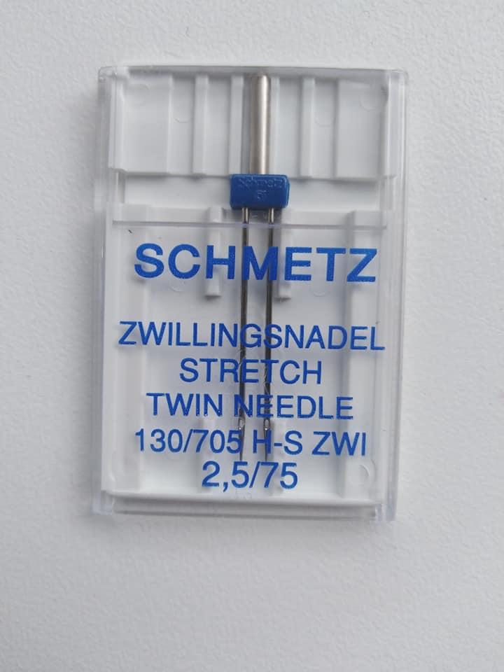 Dvojjehla 705 H-ZWI STRETCH 75/2,5