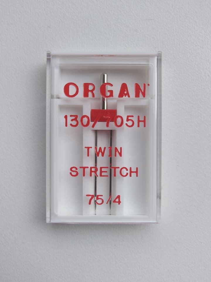 Dvojjehla 705 H-ZWI STRETCH 75/4,0