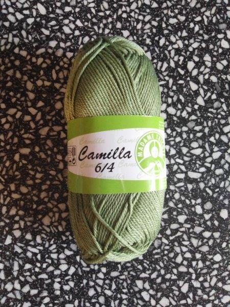 Příze Camilla světlá khaki 5056