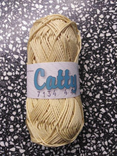 Příze Catty písková 7134
