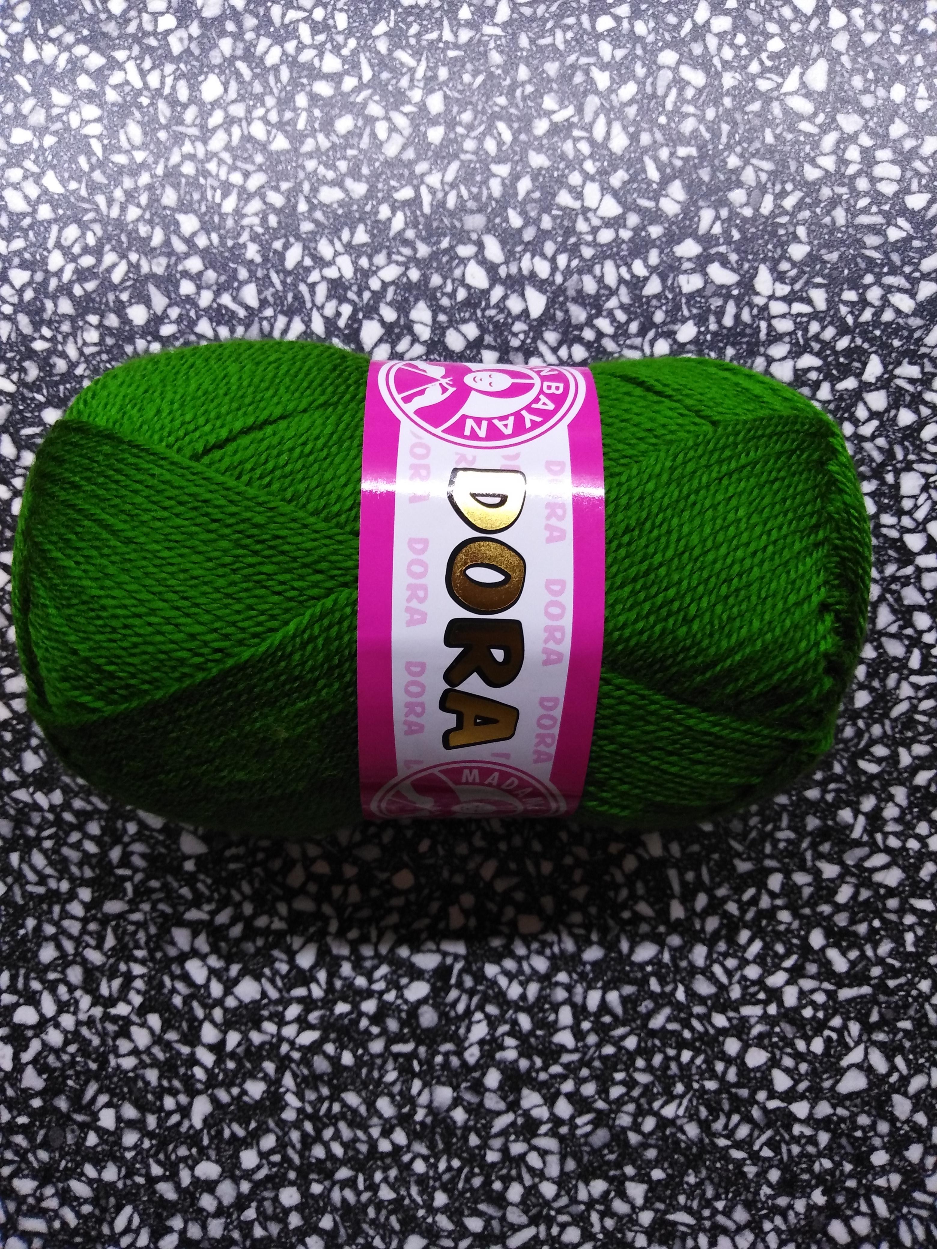 Příze Dora kiwi 087