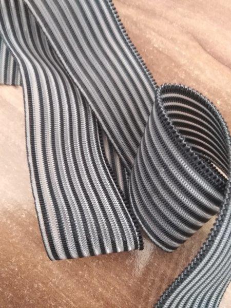 Pruženka oděvní silonová 30 mm černá