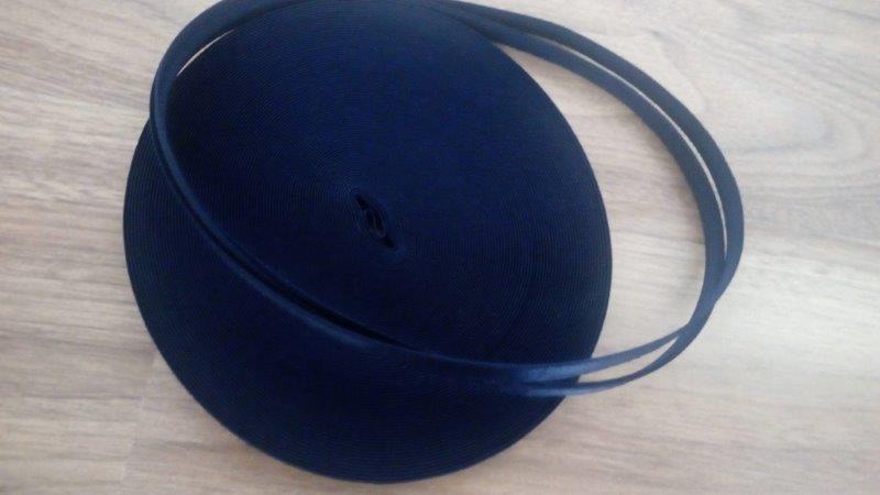 Pruženka ramínková 10 mm tmavě modrá