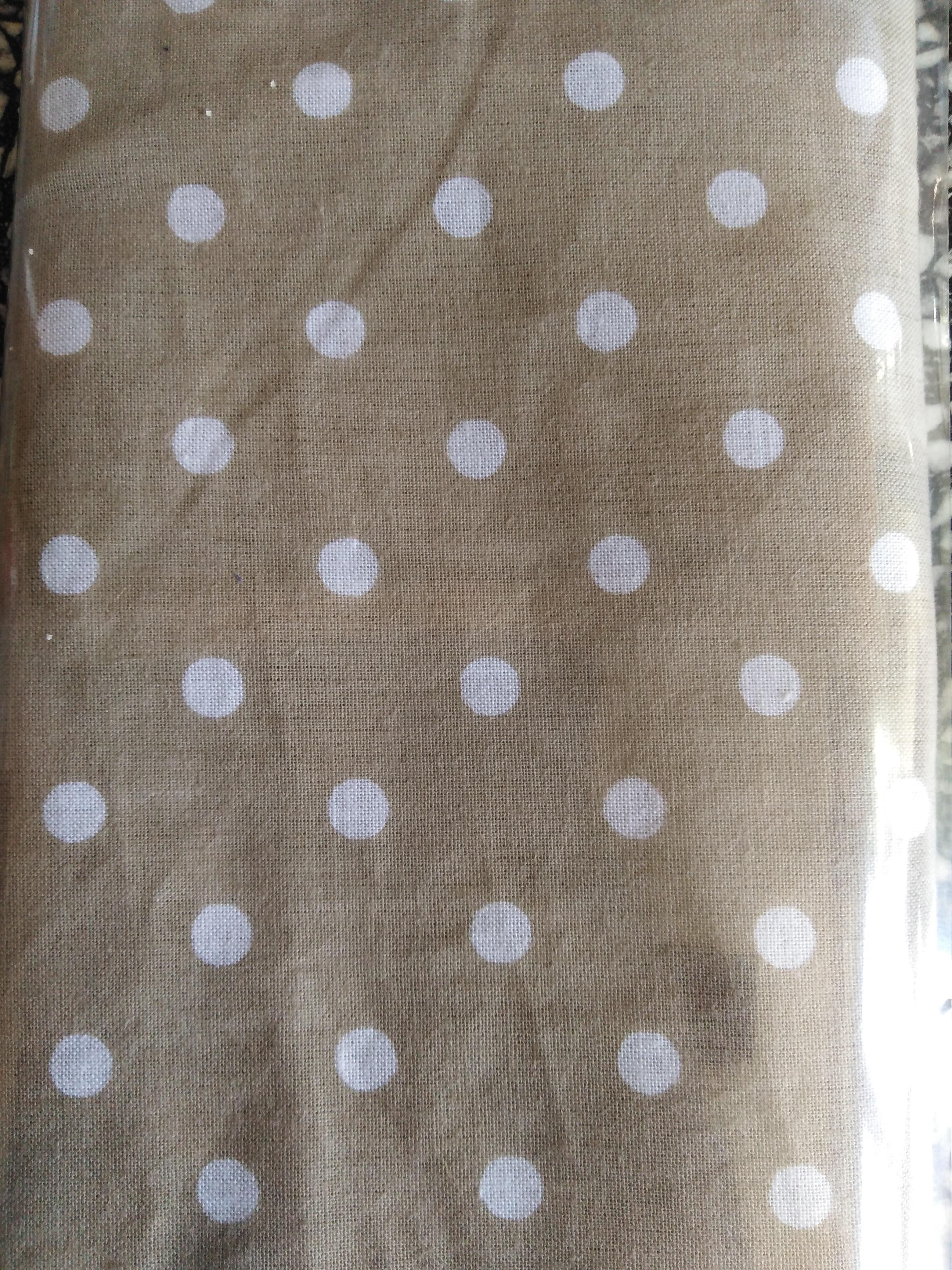 Nákupní taška bavlna béžová