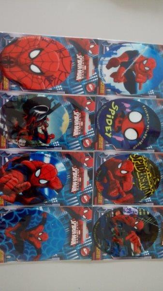 Záplaty nažehlovací Disney Spiderman