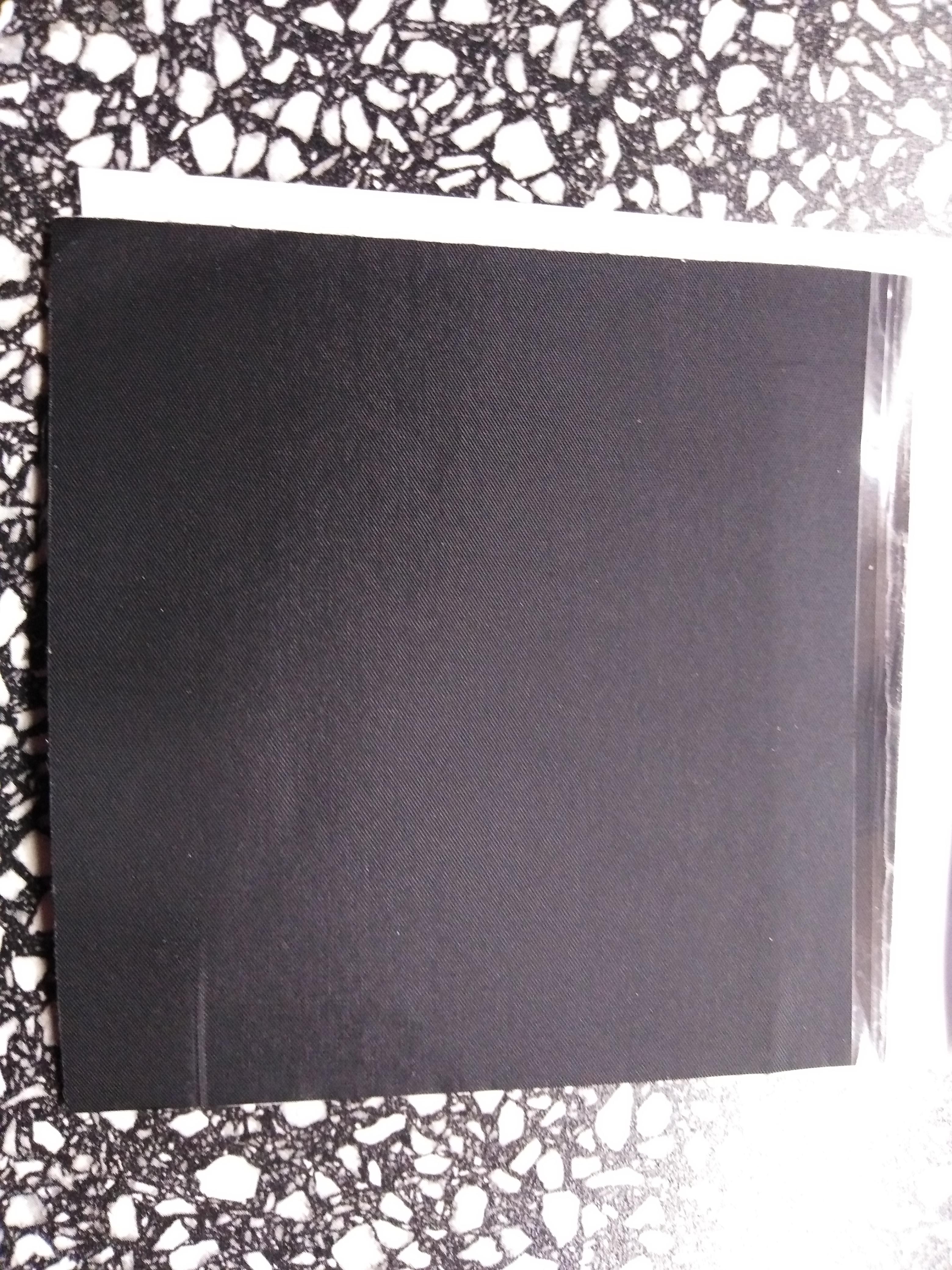 Záplaty samolepící černá